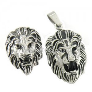 king lion Ring and pendant sets FST00W03