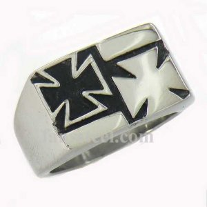 FSR11W38 cut out iron cross Ring