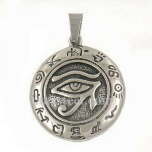 FSP17W54 gods miracle eye masonic Pendant