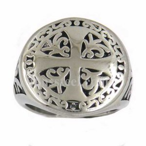 FSR13W35 tree of life cross ring