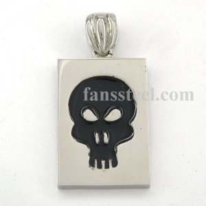 FSPR14027 sons of anarchy skull biker pendant FSPR14027