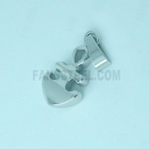 FSP14W53 pendant Geometric Marine Anchor Teardrop Cross Heart Pendant