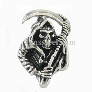 FSP16W22 Sons of anarch ghost with reaphoot Grim Reaper pendant FSR16W22