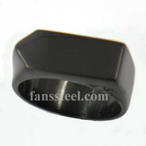 FSR12W94 gun bullet shape band ring