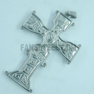 FSP15W04 Stainless SteelJEWELRY pendant tribal cross pendant