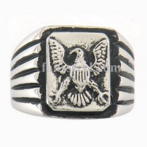 FSR10W94 masonic eagle scout ring