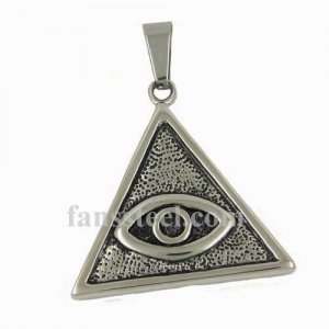 FSP17W12 gods eye all seeing eye Pendant