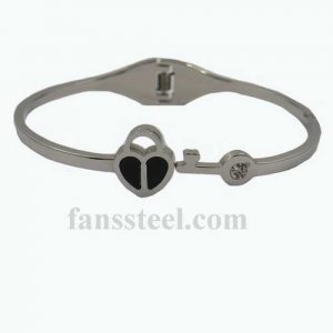 FSPRB27 lock key love BANGLE springs can be opened
