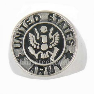 FSR13W79 military United States Army ring