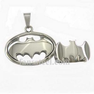 T390010 BAT RING AND PENDANT SETS