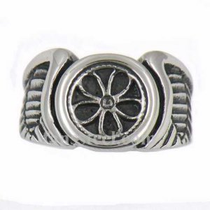 FSR13W89 tire wheel with wings biker ring
