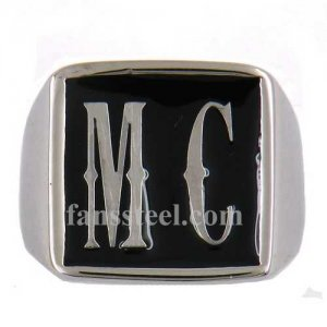 Motorcycle related initial rings supplied to the clubs :