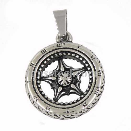 biker s sterling mark men necklace helmet cross pendant silver