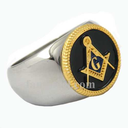 MBLR0001 custom made Master mason masonic ring need 3-10 days to be shipped - Click Image to Close